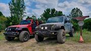 ¿Por qué los vehículos Jeep tienen el sello Trail Rated 4x4?