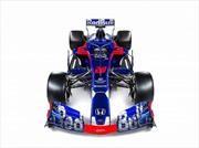 F1 2018: el Toro Rosso STR13 debuta junto al motor Honda