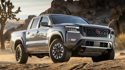 Nissan Frontier 2022 se refortalece para mantener terreno en Norteamérica