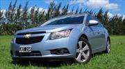Prueba Chevrolet Cruze TDi, musculo y eficiencia