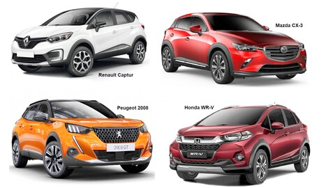 SUV entre 64 y 70 millones de pesos: ¿cuál tiene mejor costo de repuestos?