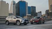 Comparativa: Toyota RAV-4 vs Honda CR-V