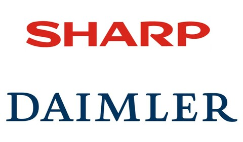 Daimler pierde demanda con Sharp por el uso de una patente en automóviles de Mercedes-Benz