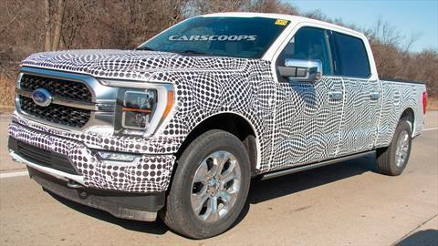 La nueva Ford Lobo 2021 será develada en junio