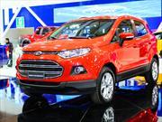 Llega a Chile nueva versión Diesel del Ford EcoSport