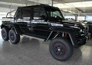 Mercedes-Benz G 63 AMG 6x6 a la venta en un millón de dólares en Florida