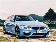 Manejamos el BMW M3 2016