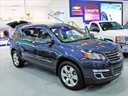 Chevrolet Traverse MY 2014: Incorpora innovadores sistemas de seguridad