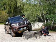 Nissan NP300 Frontier competirá en un rally sólo para mujeres