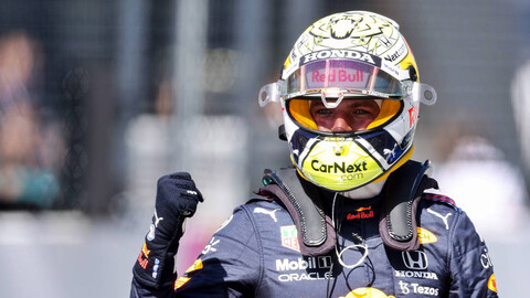 F1 2021: Aplastante victoria de Max Verstappen en Austria