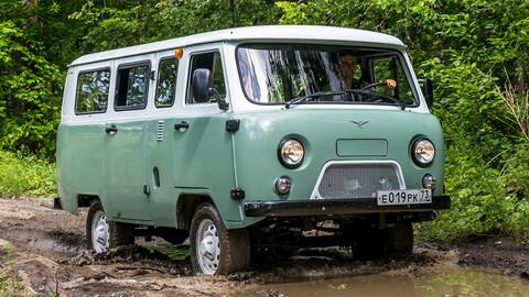 UAZ Bukhanka 2020 se pone a la venta
