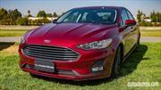 Ford entra al mundo electrificado con el Fusion Hybrid 2019