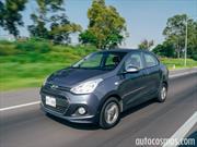 Prueba nuevo Hyundai Grand i10 Sedán