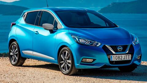La sexta generación del Nissan March será fabricada por Renault