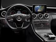 Primeras imágenes del interior del Mercedes-Benz Clase C 2015