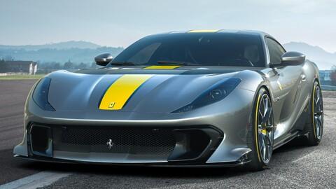 Ferrari se prepara para presentar su modelo más poderoso jamás fabricado