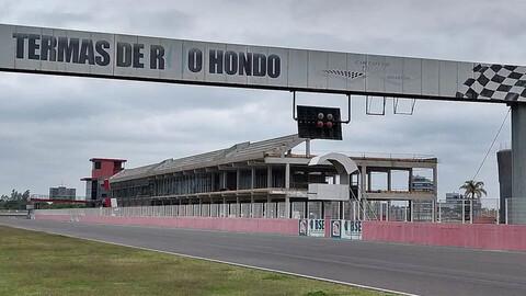 F1 a Termas de Río Hondo... El sueño santiagueño