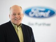Jim Hackett toma las riendas de Ford Motor Company