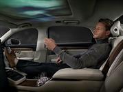 Volvo S90 Ambience Concept transmite el lujo a los cinco sentidos