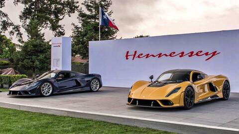 Hennessey Venom F5, el hiperdeportivo se hace realidad