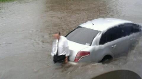 ¿Qué daños puede sufrir mi auto en una inundación?