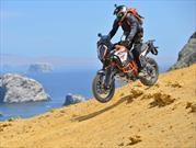 KTM 1290 Super-Adventure R, una verdadera motocicleta de rally