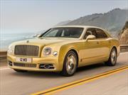 Bentley Mulsanne 2017, lujo y poder al máximo