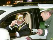 La cuarta parte de los automovilistas manejan drogados según la NHTSA
