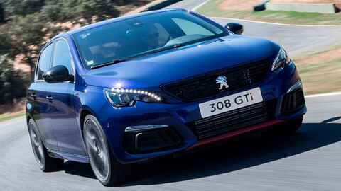 La gama GTi de Peugeot muere con el actual 308