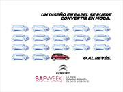 Citroën será sponsor del BAFWeek Primavera / Verano 2013-2014