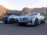 Nissan Intelligent Mobility, autos eléctricos y autónomos son el futuro