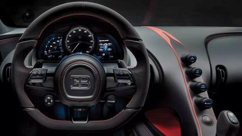 La climatización del Bugatti Chiron es capaz de enfriar un área de 80 m2