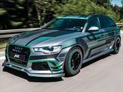 Audi RS6-E Hybrid Concept por ABT entrega más de 1,000 Hp