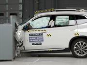 BMW X3 2018 pasa con éxito todas las pruebas de la IIHS