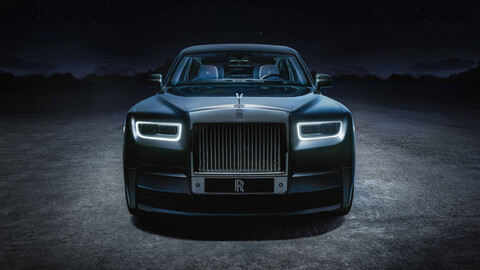 Rolls-Royce Phantom Tempus: espacio, tiempo y mucho dinero