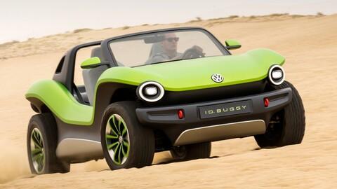 Volkswagen desarrolla todoterreno eléctrico para 2025