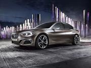 BMW Concept Compact Sedan, anticipa el Serie 2 de cuatro puertas