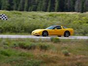 Una señora de 82 años maneja un Corvette a 275 km/h