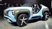 Mitsubishi MI-Tech Concept, un buggy híbrido plug-in con desempeño off-road sinigual