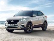 El Creta recibe la nueva cara de Hyundai