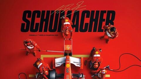 """Se viene """"Schumacher"""", el documental que repasará la vida del Kaiser"""