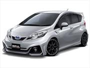 Nissan Note, modificado por Impul
