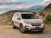Honda Pilot 2019 llega a México desde $739,900 pesos
