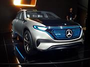 Mercedes-Benz Generation EQ debuta