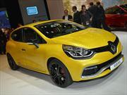 Renault Clio RS 200 debuta en el Salón de París 2012