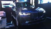 BMW X7, el SUV más grande y lujoso de la marca llega a Colombia