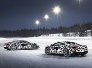 Pure McLaren Arctic Experience: conducción sobre hielo