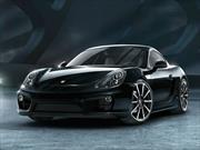 Porsche Cayman Black Edition, sobrio y con más equipamiento