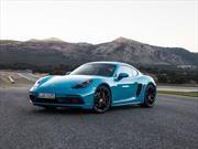 Porsche 718 Cayman GTS 2018 llega a México