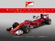 F1: Ferrari presentó el SF16-H para la temporada 2016